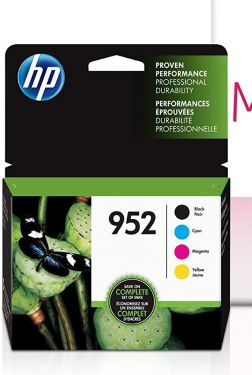 HP 952 Tri-colour Printer Ink Cartridge Original