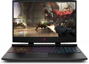 HP OMEN 15-dc1039 Intel core i5, 8gb Ram,1tb Hdd, 15.6', 6gb Dedicated Nividia Graphics, Backlight keyboard, Windows 10