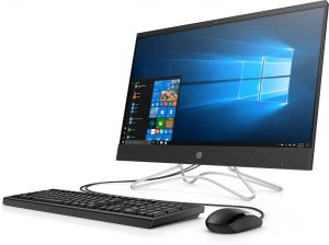 HP ALL IN ONE PC 24 F0318nh Intel core i5, 8gb Ram, 1tb Hdd, Dvdwr, Wifi, Wcam, Dvdwr, Win 10.