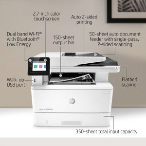 HP LASERJET PRO MFP M428dw PRINTER ALL IN ONE