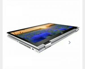HP PAVILION 14-DH0056NIA INTEL CORE I5, 8GB RAM, 256GB SSD, X360, TOUCHSMART, 14.0', WIFI, BT, WCAM, WIN 10