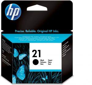 HP 21 Black Printer Ink Cartridge