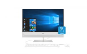 HP Pavilion All-in-One 27, Core i5, 8GB Ram, 1TB Hard disk, win 10