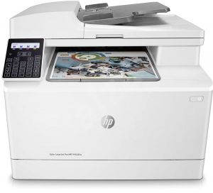 HP LASERJET PRO M283FDW COLOR PRINTER ALL IN ONE