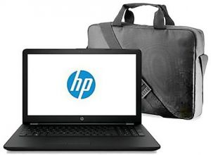 HP 15-rb006nia AMD, 4gb Ram, 500Gb Hdd, 15.6', Dvdwr, Bt, Wcam, FreeDos  with Bag